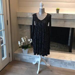 Stella McCarrtney Floral Babydoll Dress EUC!